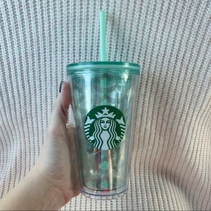 Starbucks Mermaid Scales Tumbler Grande 16